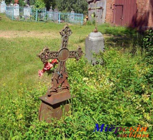 Не піце на могілках ці здарэнне ў Дзісне 10 год таму