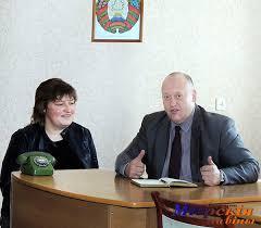 Приём в Турковском сельсовете